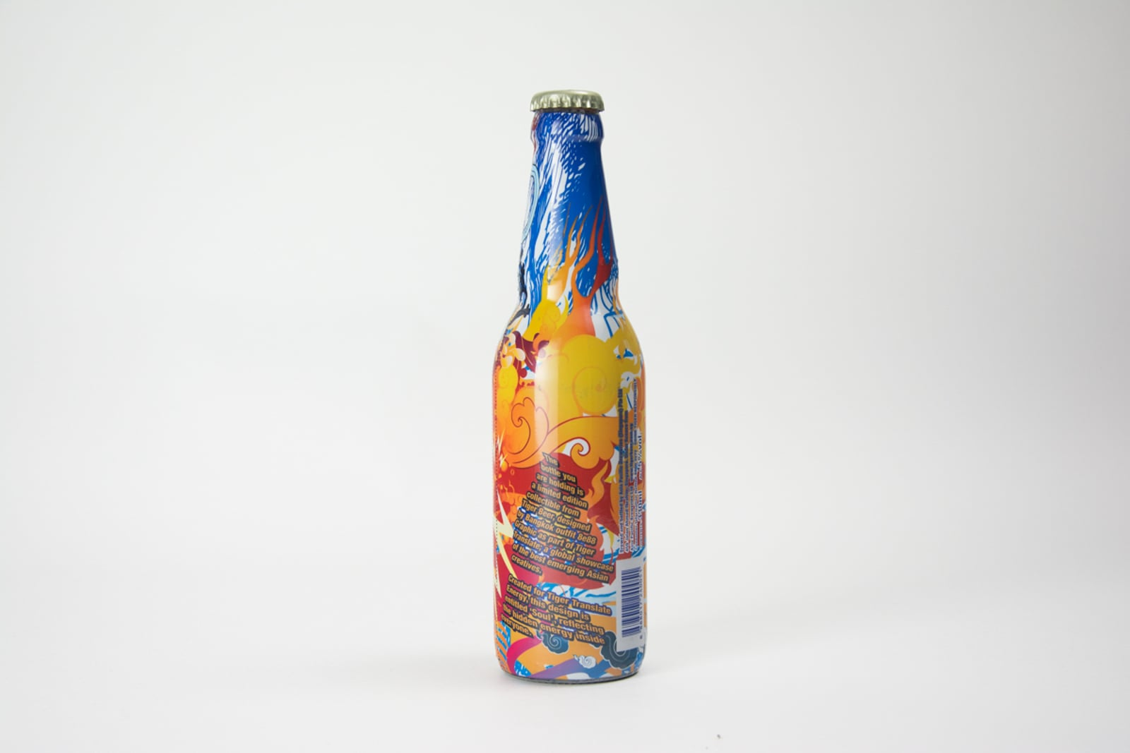 Tiger Beer Limited Edition Bottle Designed By Bangkok Outfit 8E88, 330ml