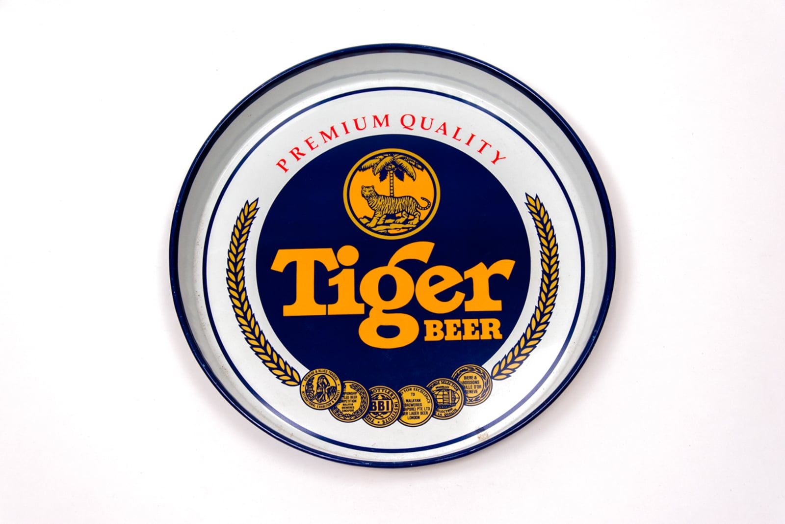 Premium Quality Tiger Beer Serving Tray