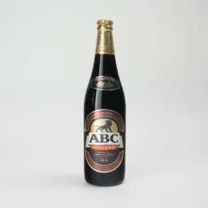 "ABC Extra Stout ""Brewed For Inner Strength"" Bottle, 640ml"