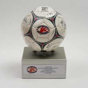 Home United Football Club Trophy 2008
