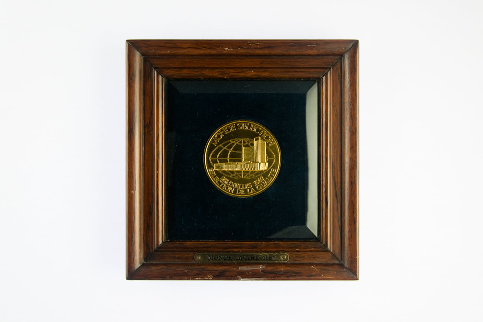 Monde Selection Bruxelles, Gold Medal 1987